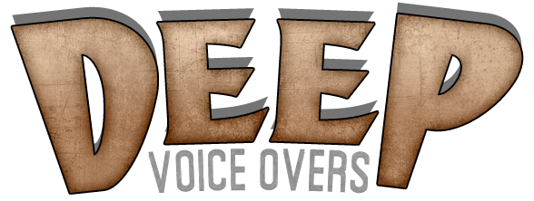Deep Voice Overs - Voice Over Talent with Deep Voices Deep Voice Overs Deep Voice Actor